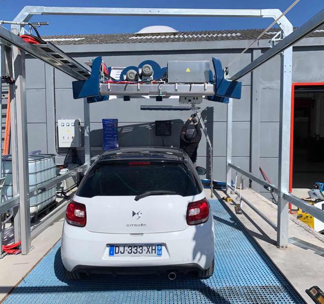 équipement de lavage de voiture