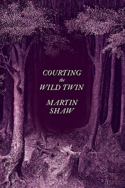 Courting the Wild Twin Cover, by Martin Shaw