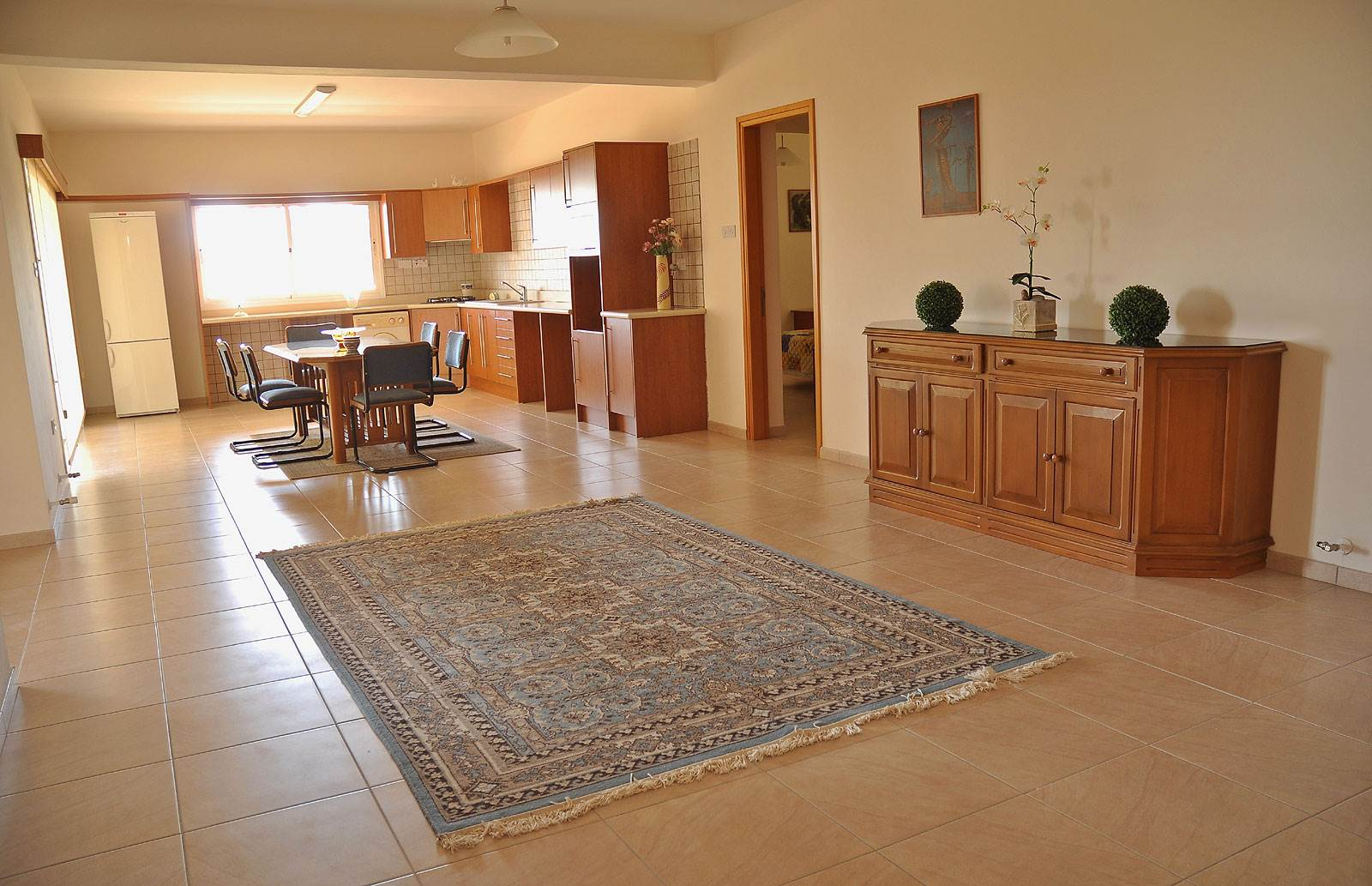 Large Limassol Villa - Kitchen - Upper Floor