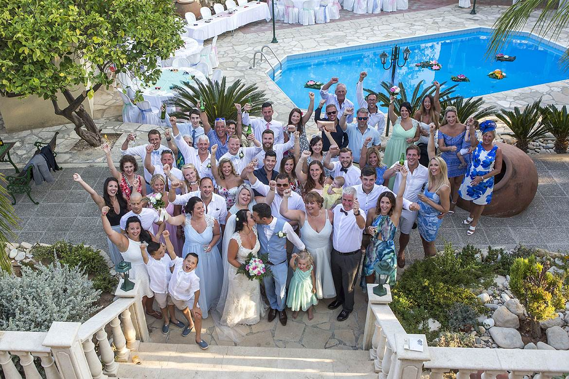Ideal Wedding Destination - Cyprus Wedding Villa