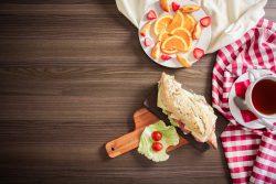 Obložené bagety, croissanty, kaiserky a tortilly