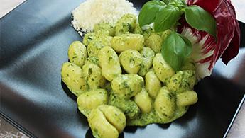 Teplé pokrmy (vegetariánské)