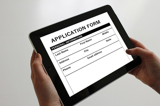 Application Request Ipad Tablet