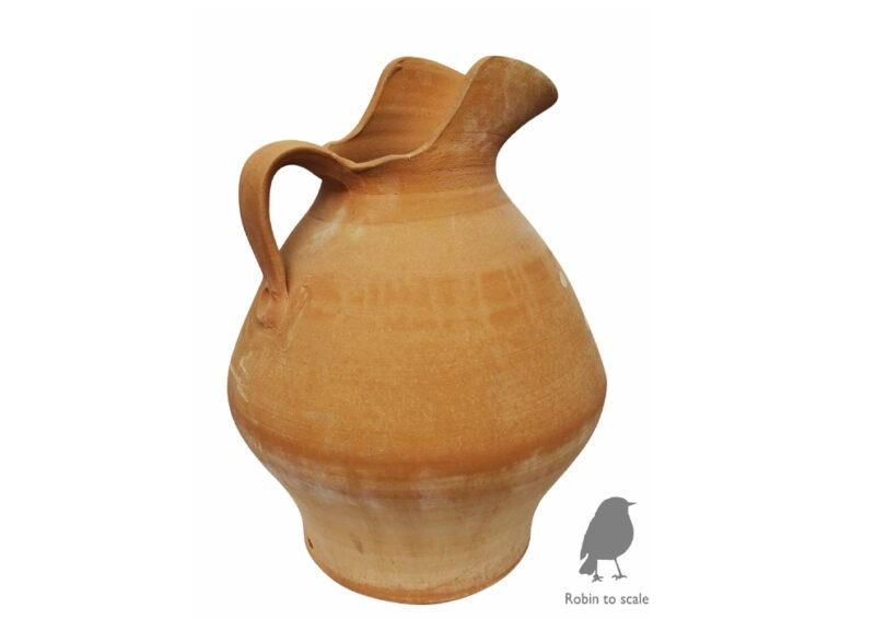 A Kofto jug from The Cretan Pot Shop Rugby Warwickshire