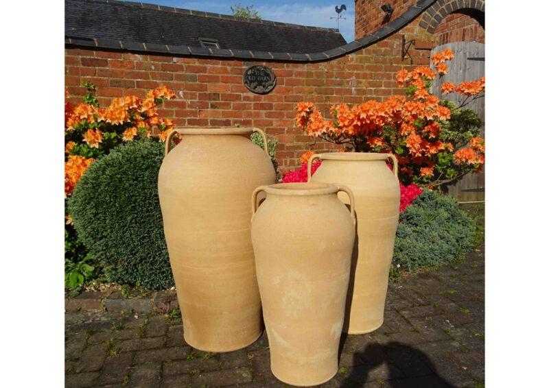 boukali pot from The Cretan Pot Shop Rugby Warwickshire