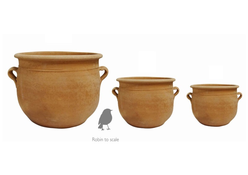 Lakka pot from The Cretan Pot Shop Rugby Warwickshire
