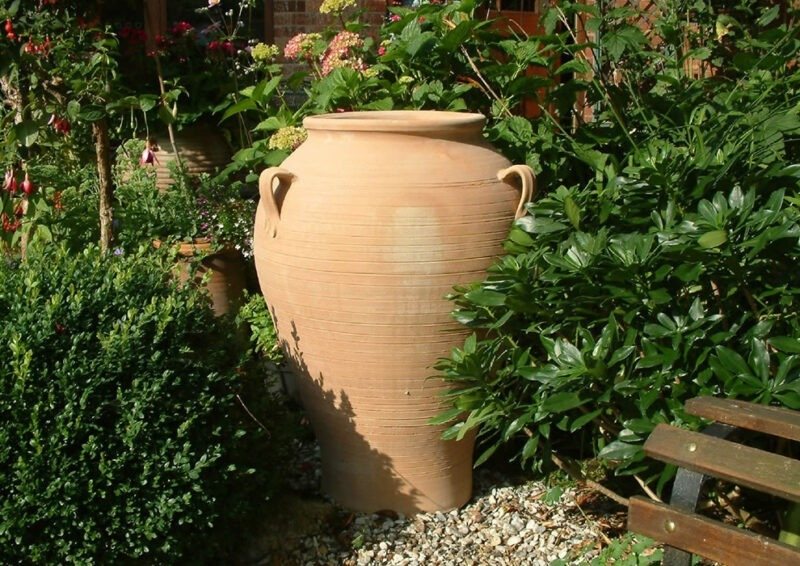 pithos with handles pot from The Cretan Pot Shop Rugby Warwickshire