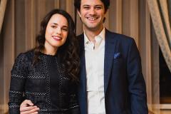 Μαρία Χατζιασλάνη και Αυγουστίνος Γαλιάσος