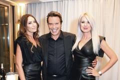 Stella Giampoura, Stratos Georgoglou, Sofia Mariola