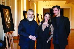 Vaggelis Kyris, Errika Vasileiou, Anatoli Georgiev