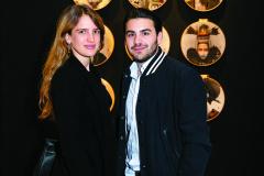 Lucy Fais, Nikos Giannopoulos