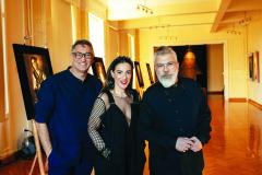 George Ntavlas, Errika Vasileiou, Vaggelis Kyris