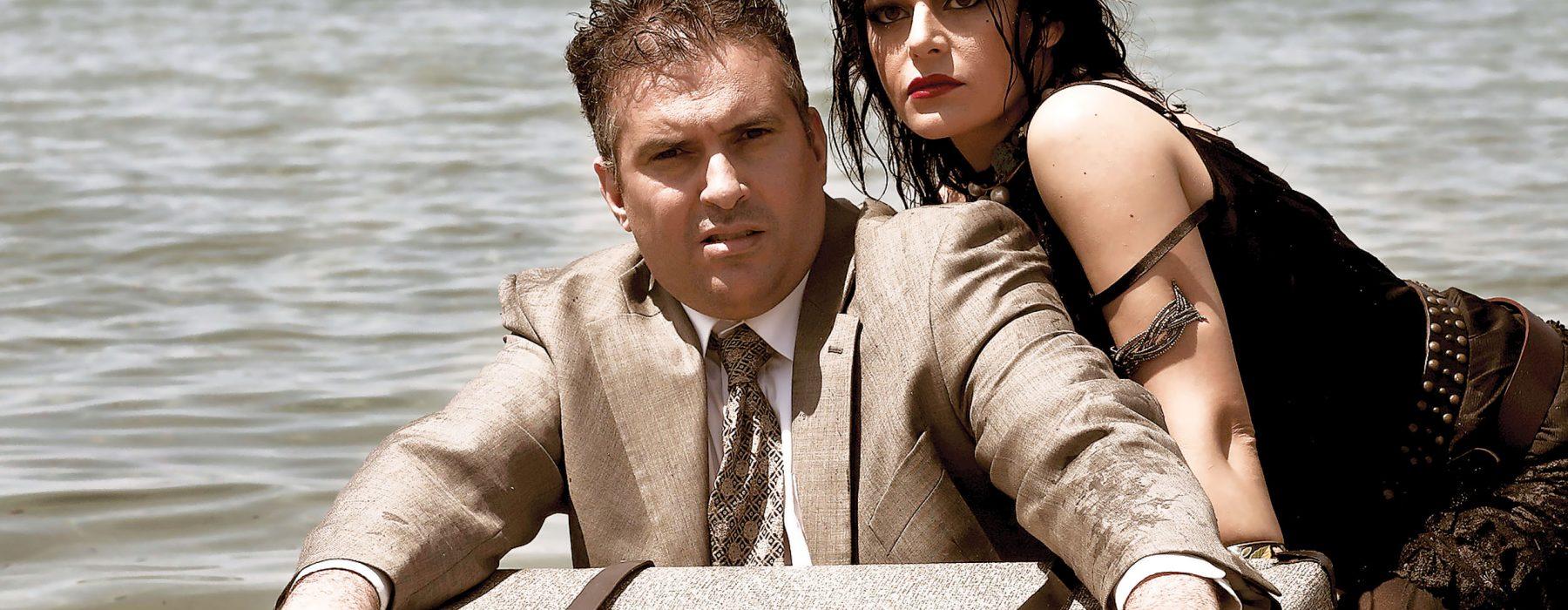 Κασσάνδρα Δημοπούλου (Μέτζο Σοπράνο)  Φίλιππος Μοδινός (Τενόρος)  Το πιο λαμπερό ζευγάρι στη ζωή και στη σκηνή του Λυρικού Θεάτρου
