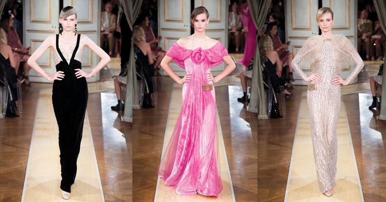 Paris Haute Couture GIORGIO ARMANI Privé Winter 2018-19