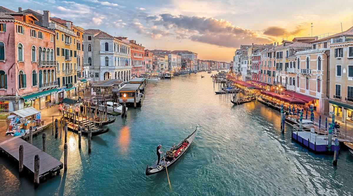 Venice – A trip of senses and illusions…