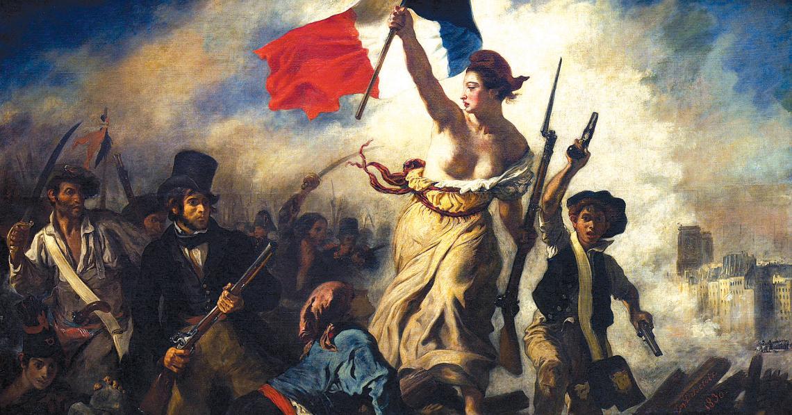 Eugène Delacroix [1798 – 1863]