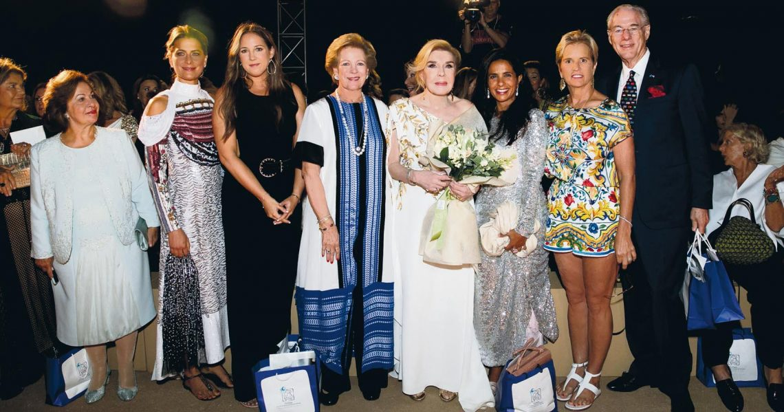 "30 YEARS OF ""ELPIDA"" –  10 YEARS OF MARΥ KATRANTZOU"