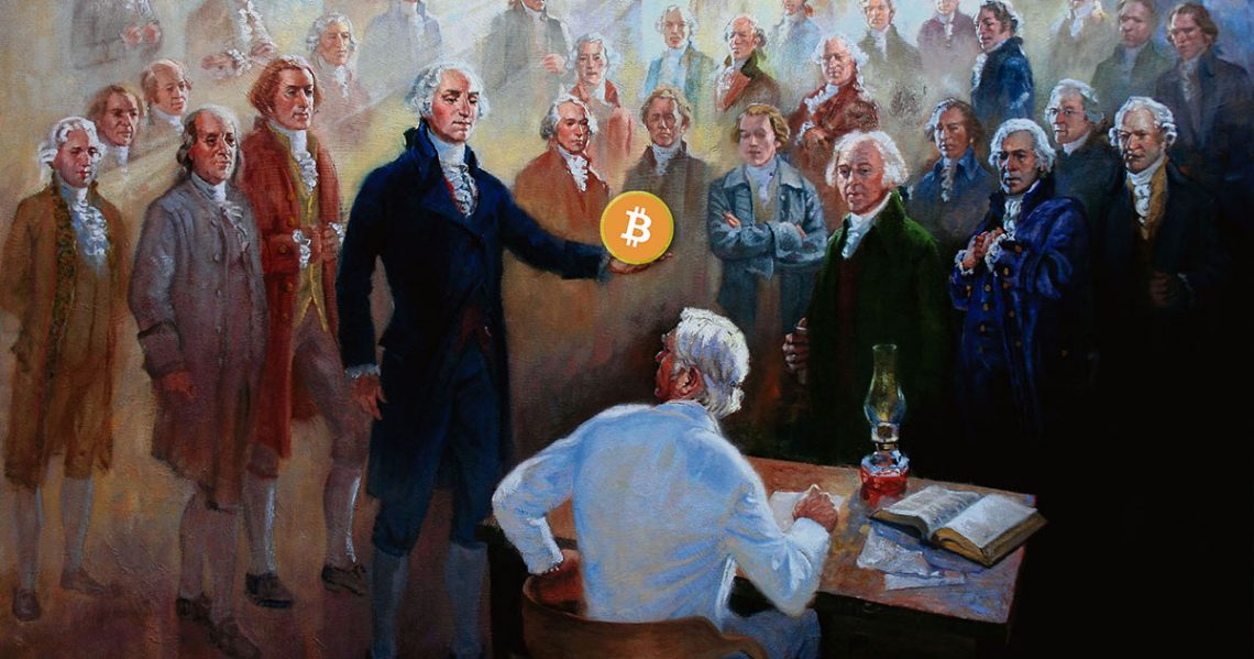 Bitcoin could be  America's greatest weapon