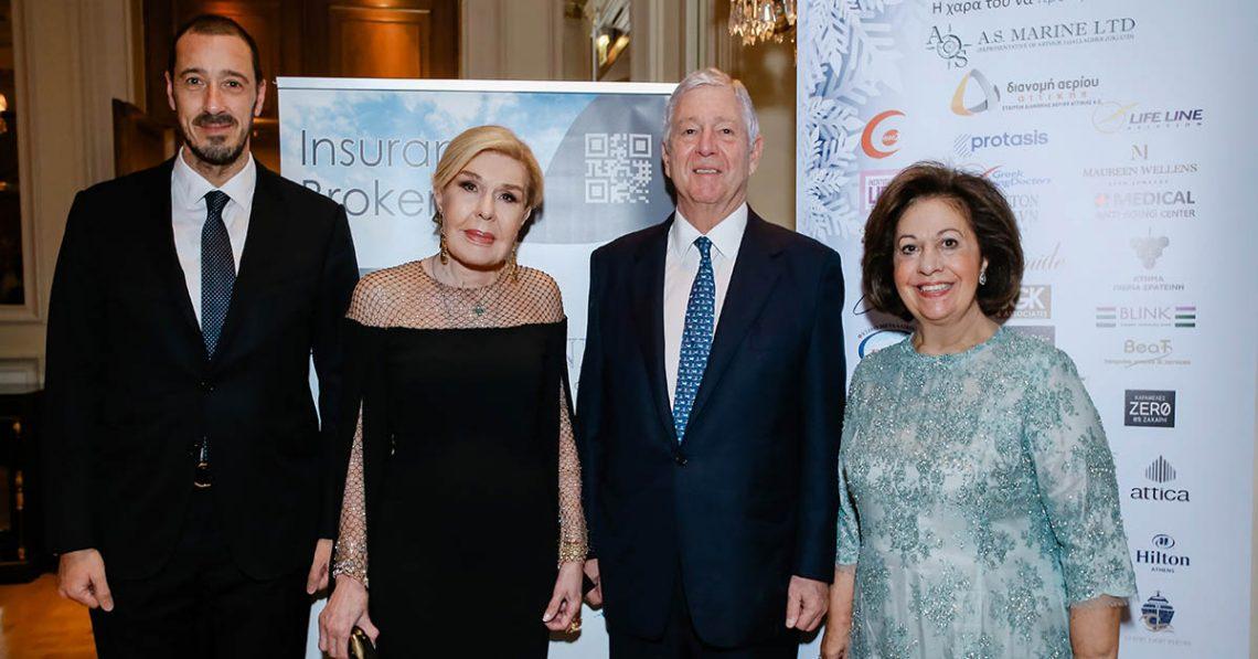 Φιλανθρωπικό δείπνο του Lifeline Hellas με την παρουσία του ΑΒΥ Πρίγκηπα Αλέξανδρου και της Πριγκίπισσας Αικατερίνης για την ενίσχυση των κρατικών νοσοκομείων της Ελλάδος