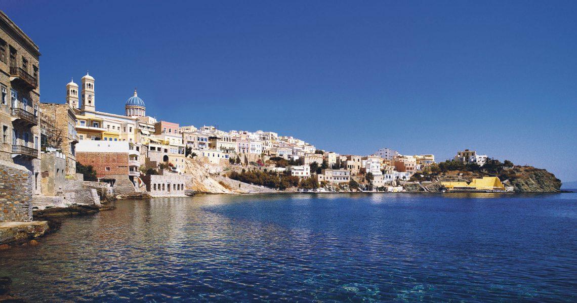 SYROS – The Aristocrat of  the Aegean