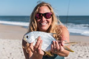 Pompano fishing Florida