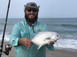 Florida Surf Fishing Pompano