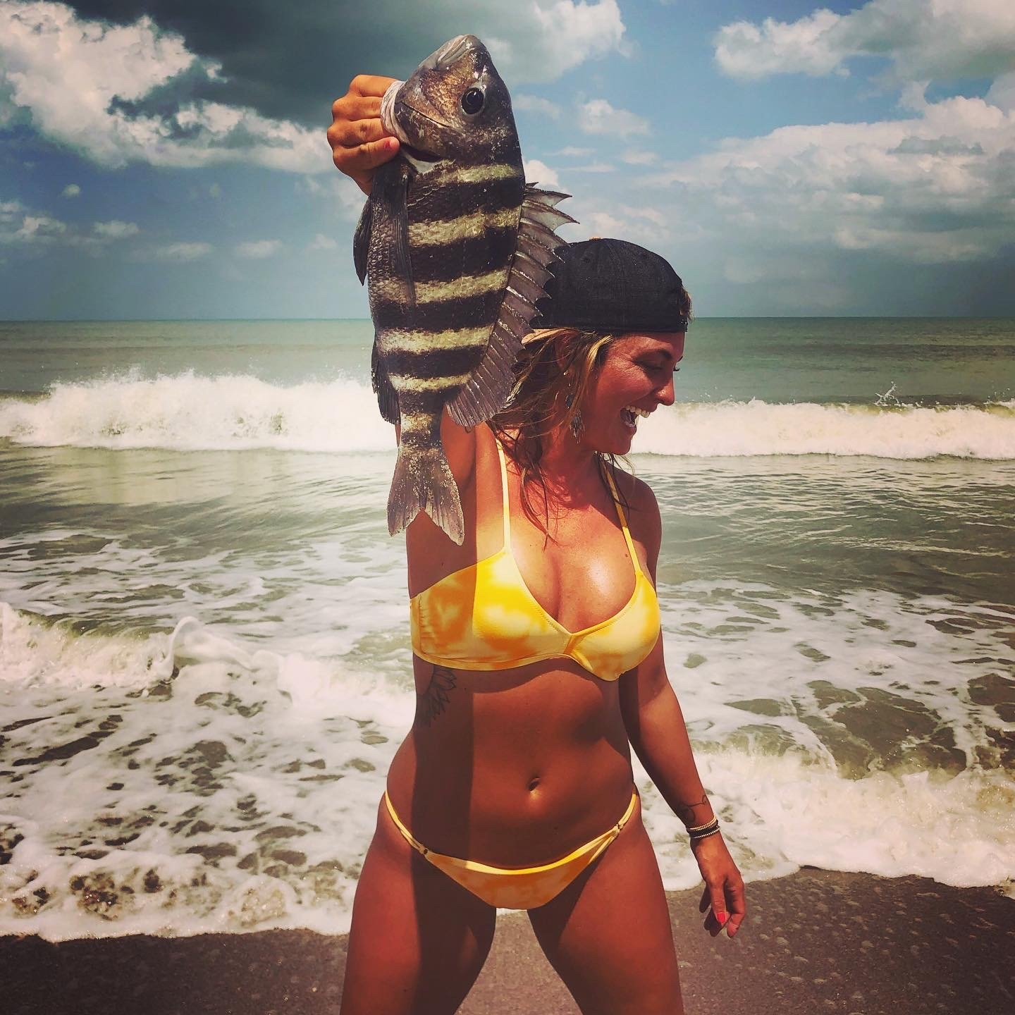 Central Florida Surf Fishing Report June 2020