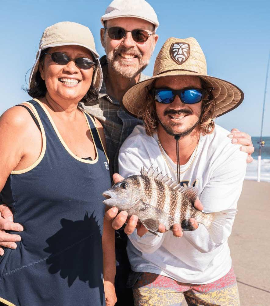 Florida Beach Fishing