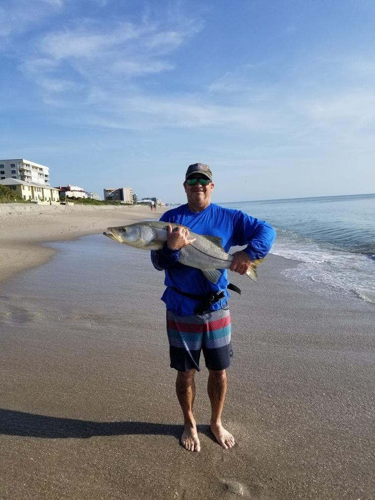 East Coast Surf Fishing Report