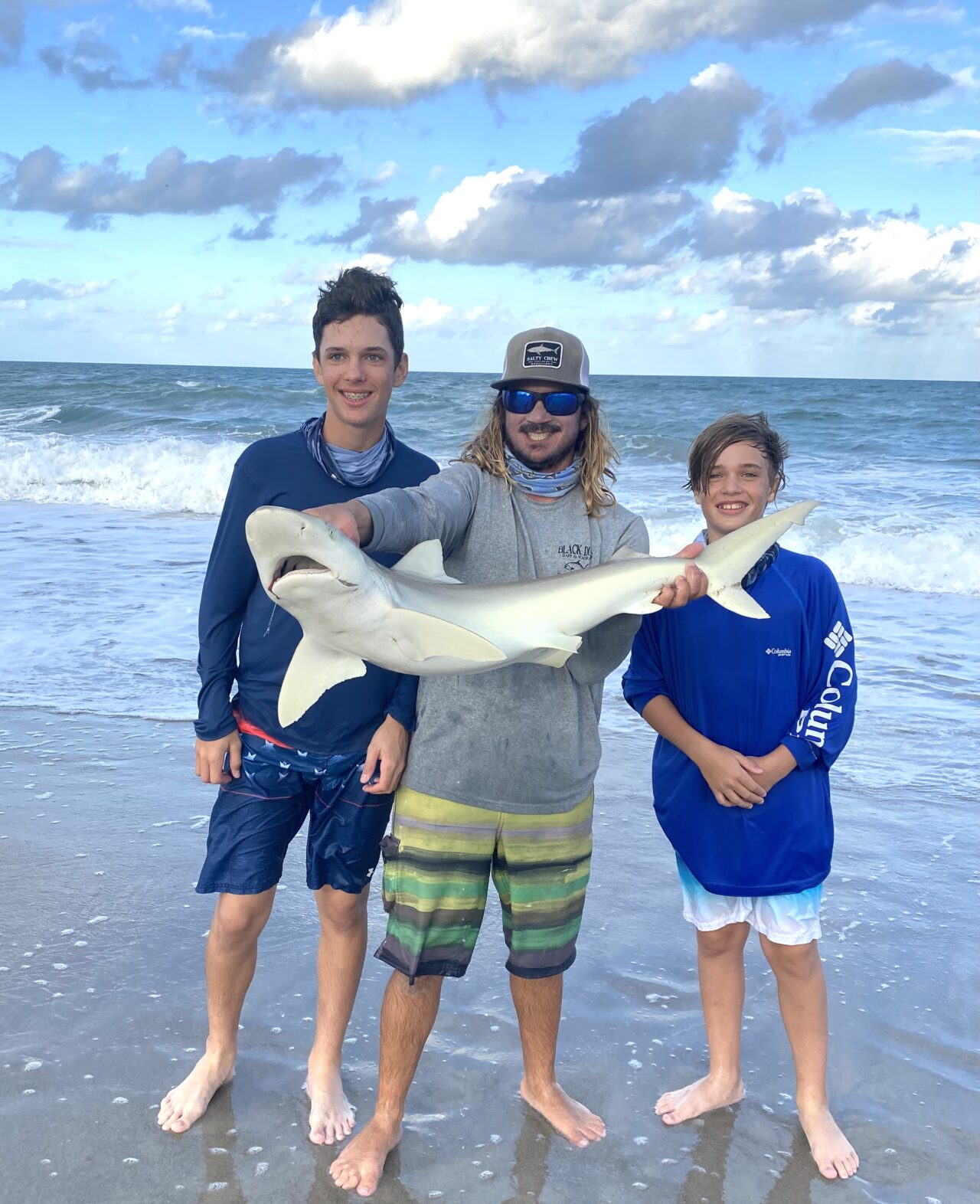 Shark Surf Fishing Cocoa Beach