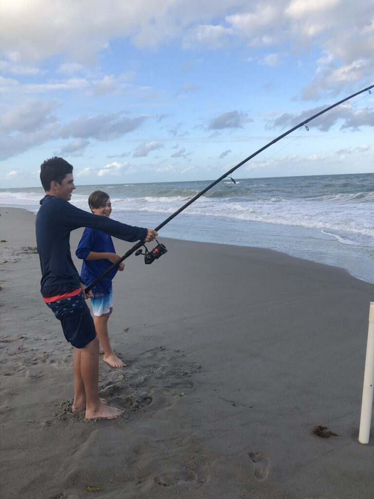 Space Coast Surf Fishing