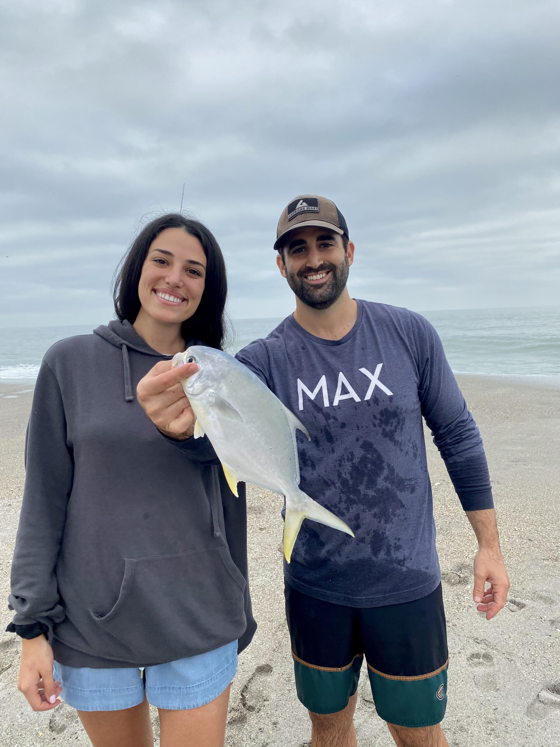 Cocoa Beach to Sebastian Inlet Surf Fishing Report