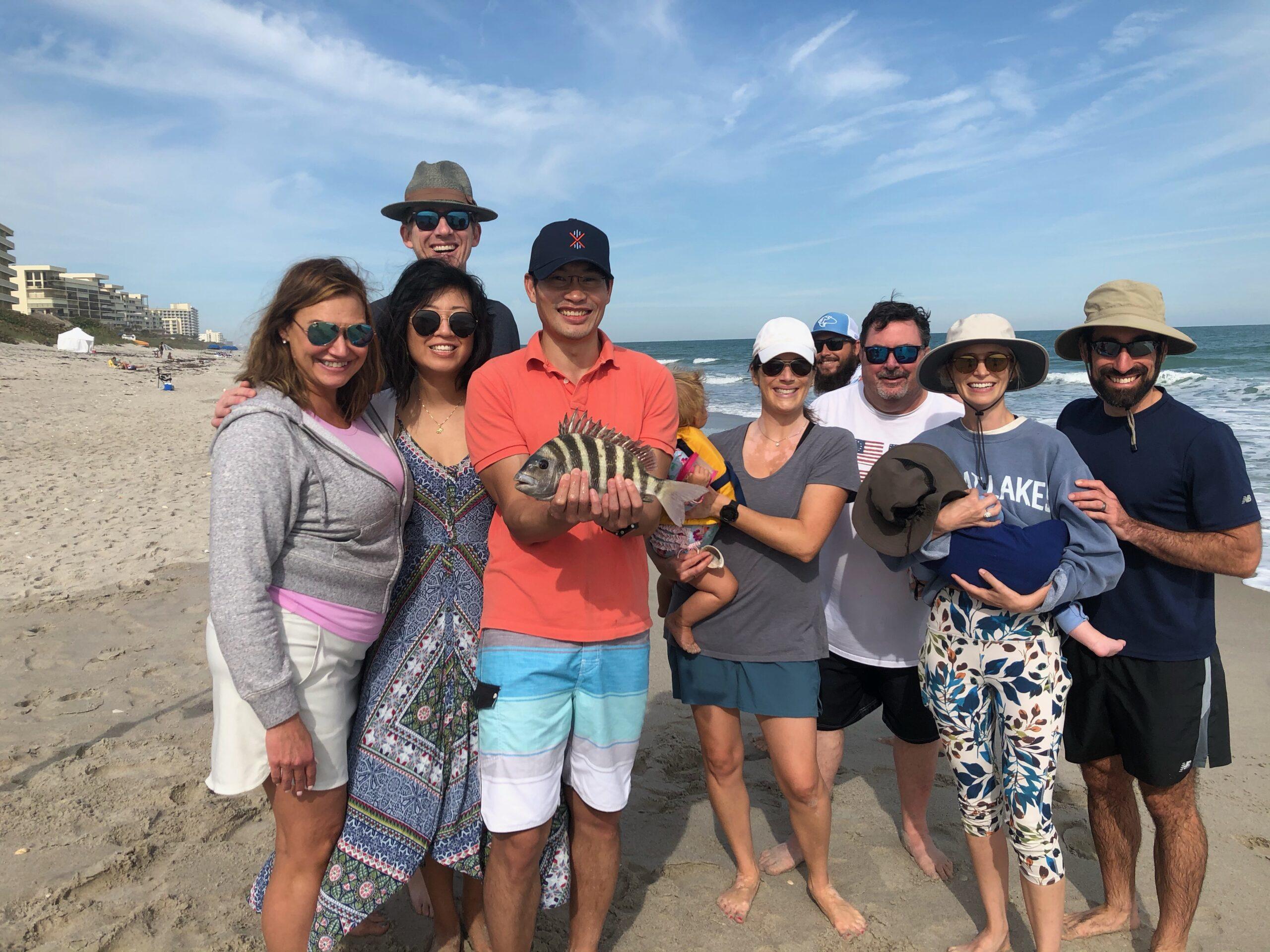 Brevard County Surf Fishing Report
