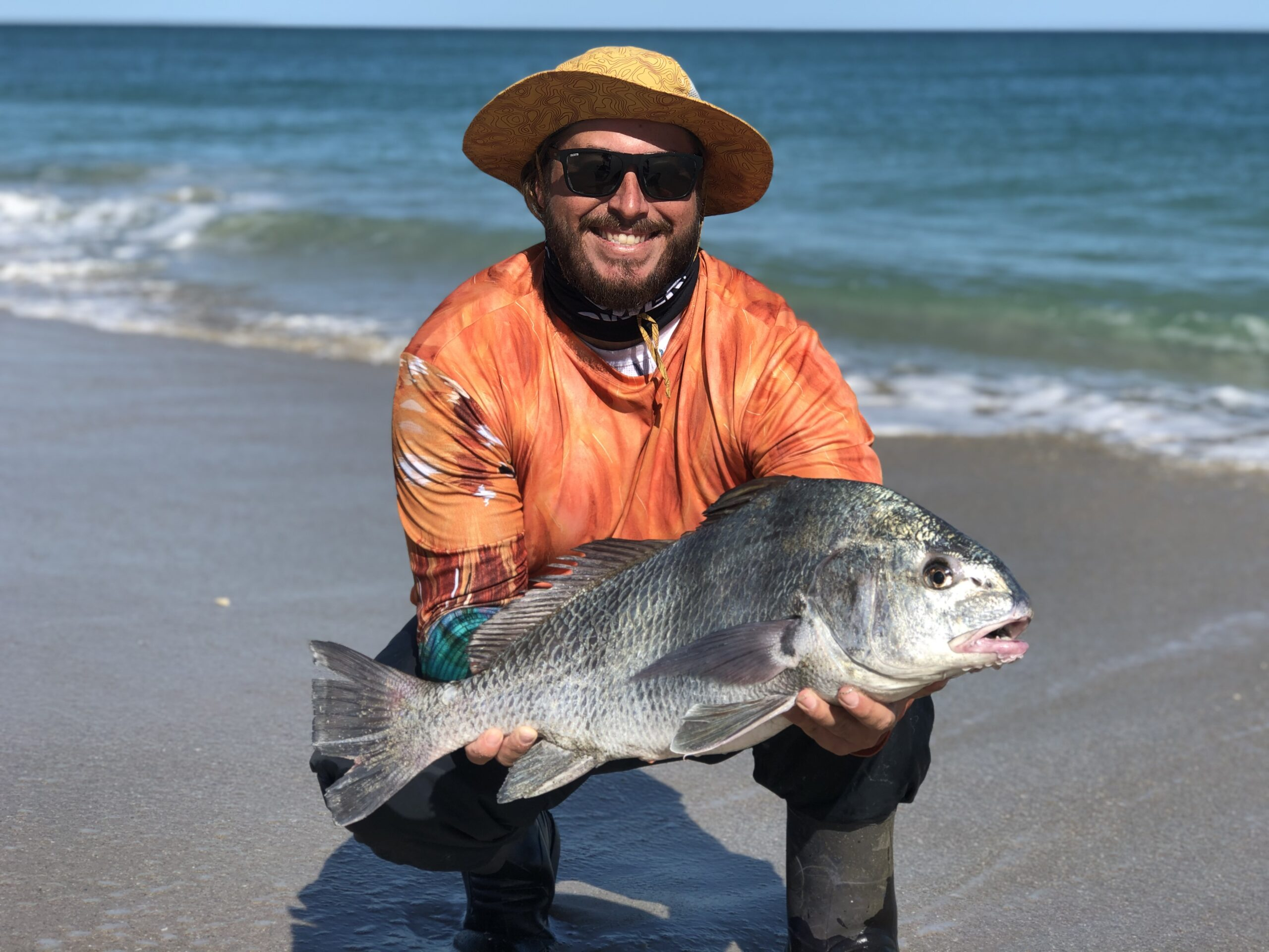 Brevard County Surf Fishing Report by Capt. Lukas