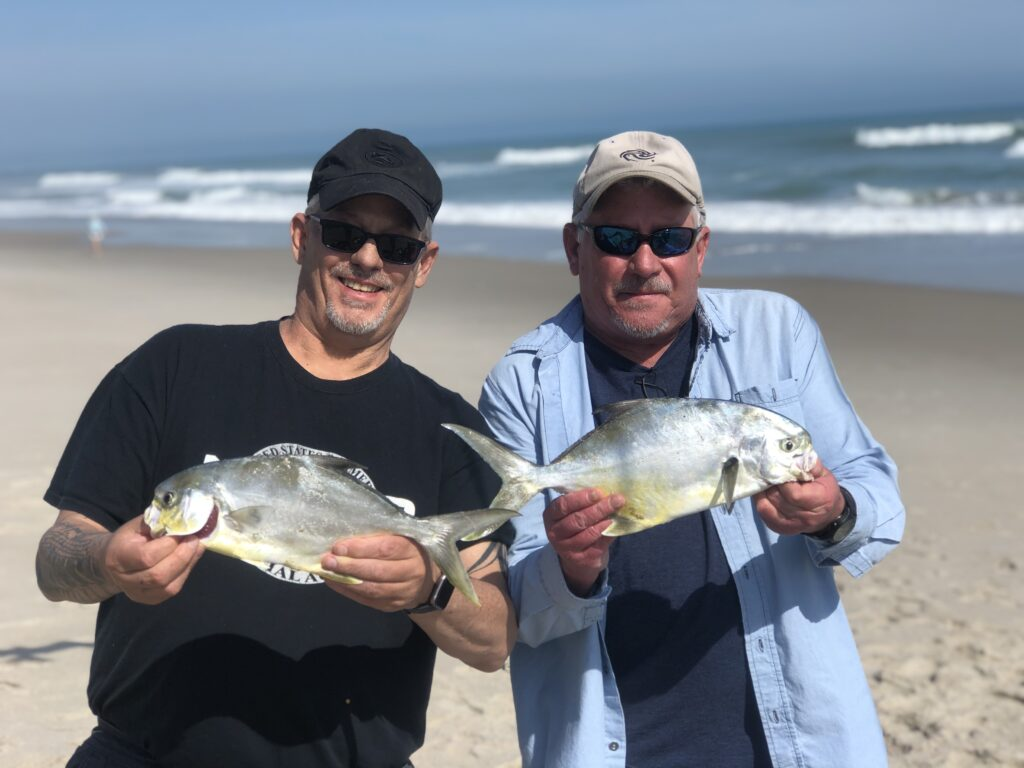 Pompano Surf Fishing Charters