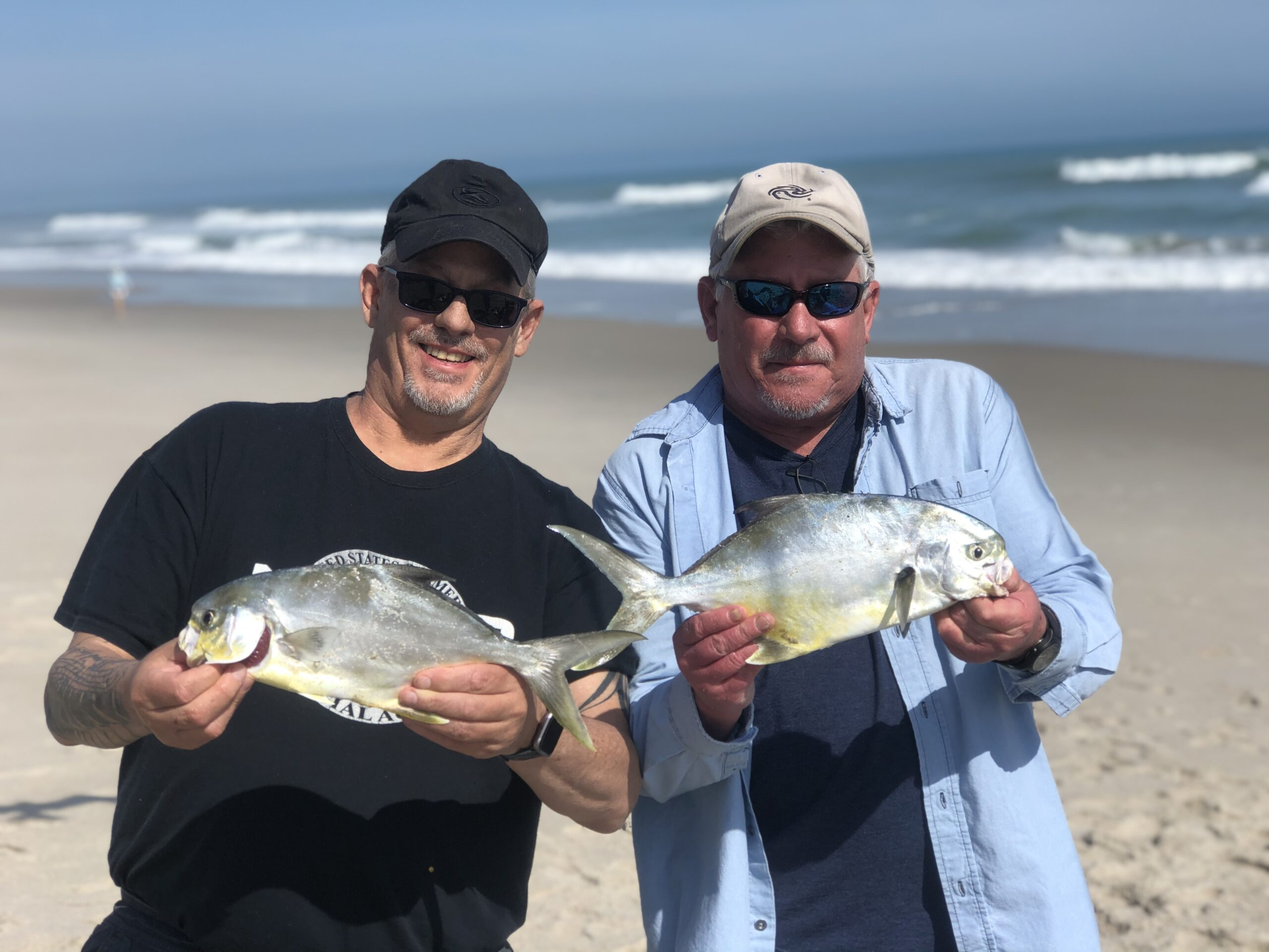 Cocoa Beach and Sebastian Inlet Surf Fishing Report