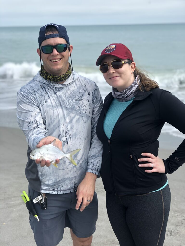 Brevard County Surf Fishing