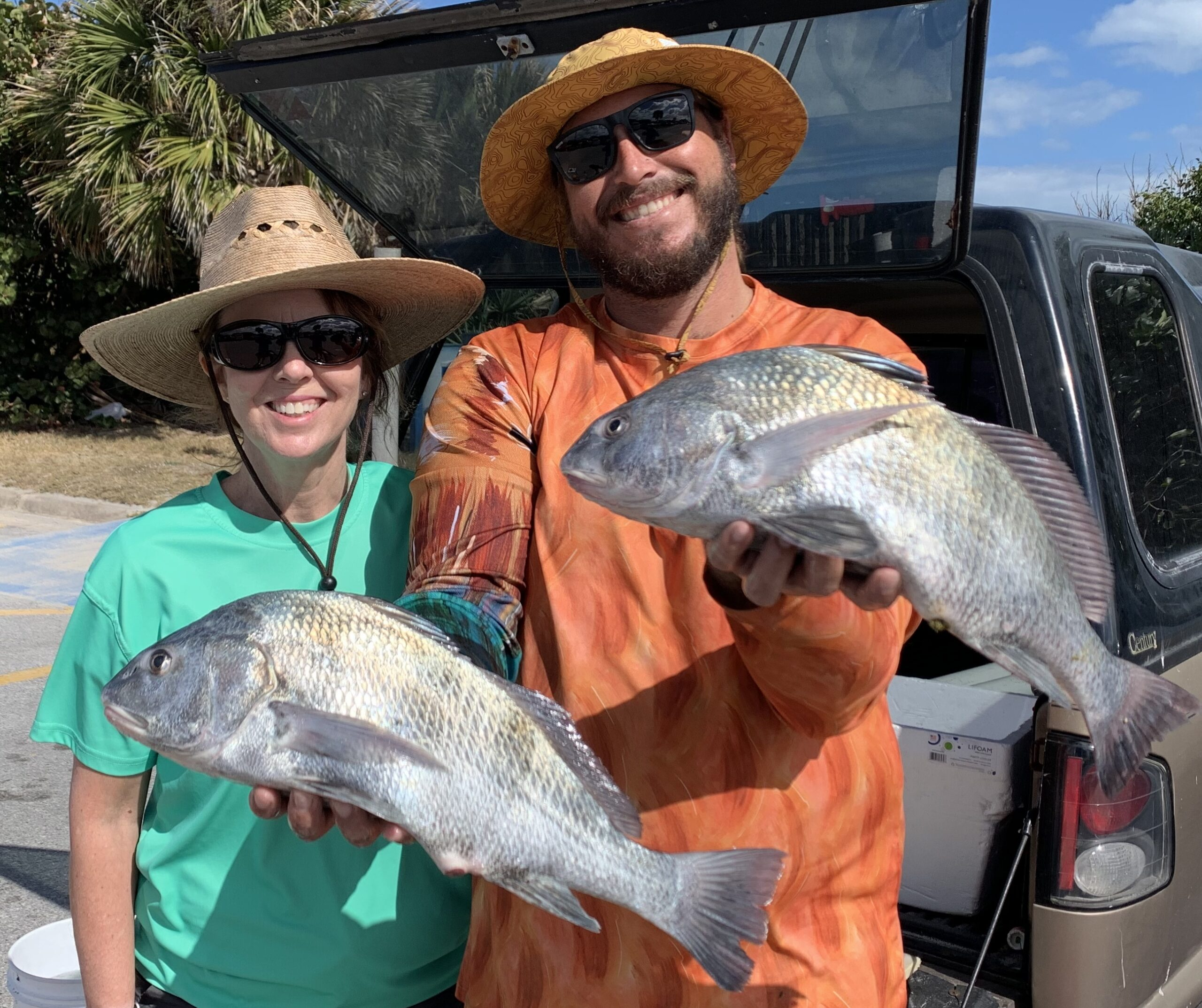 Central East Coast Surf Fishing Report