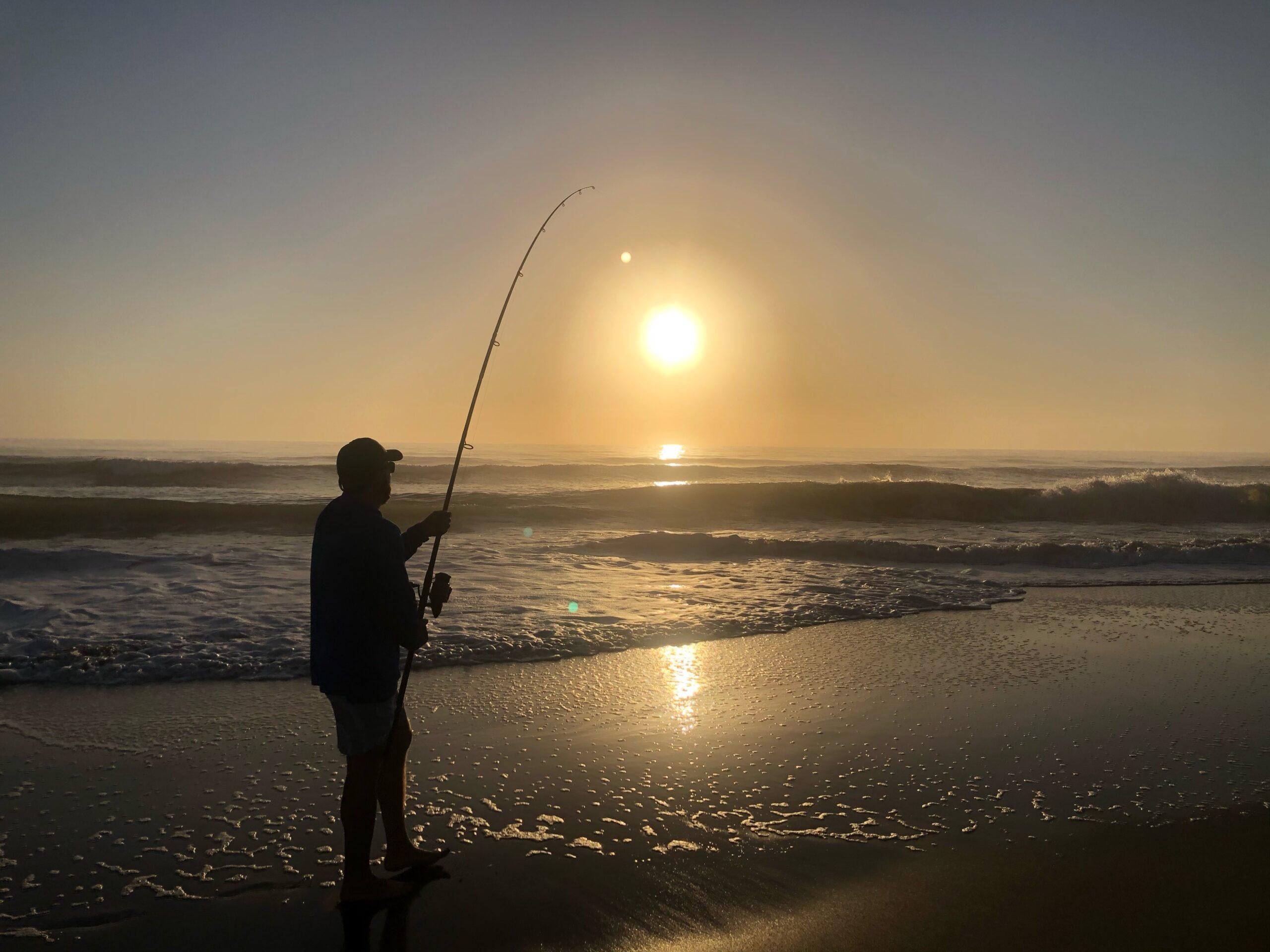 Brevard County Spring Break Surf Fishing Report