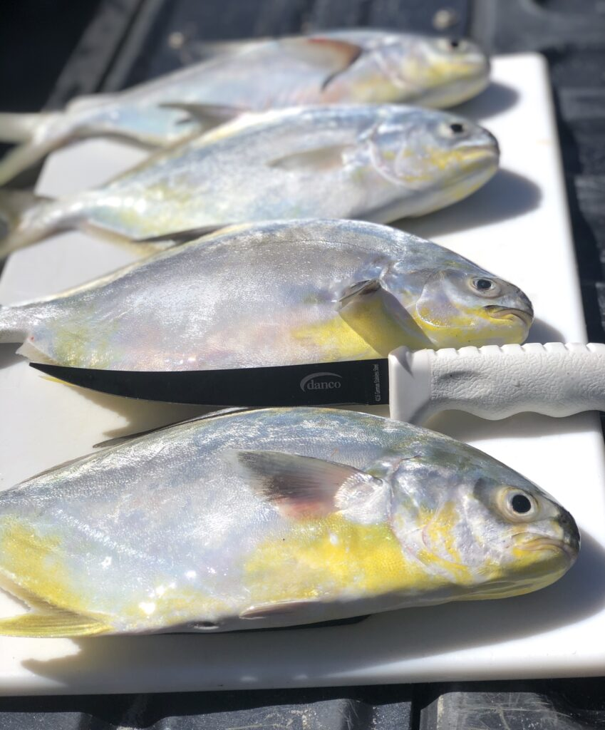 Space Coast Pompano Fishing