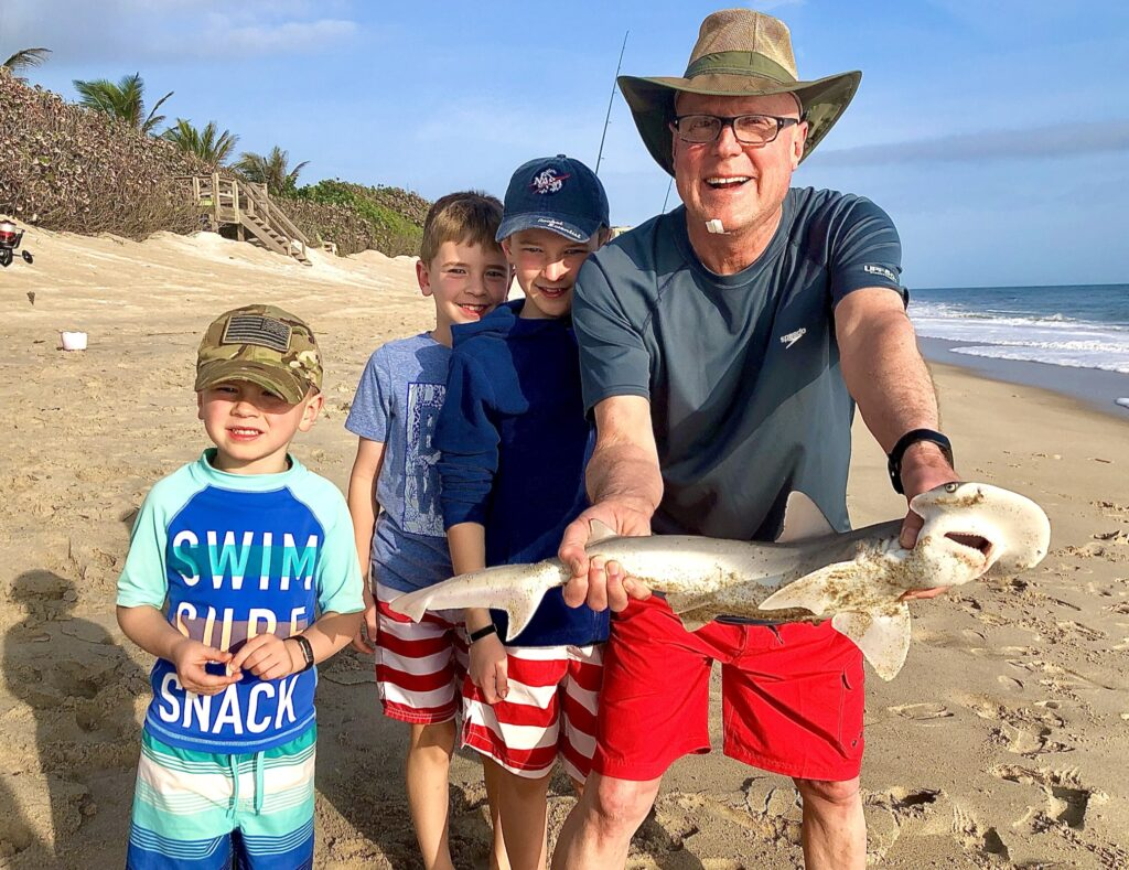 Sebastian Inlet Shark Fishing