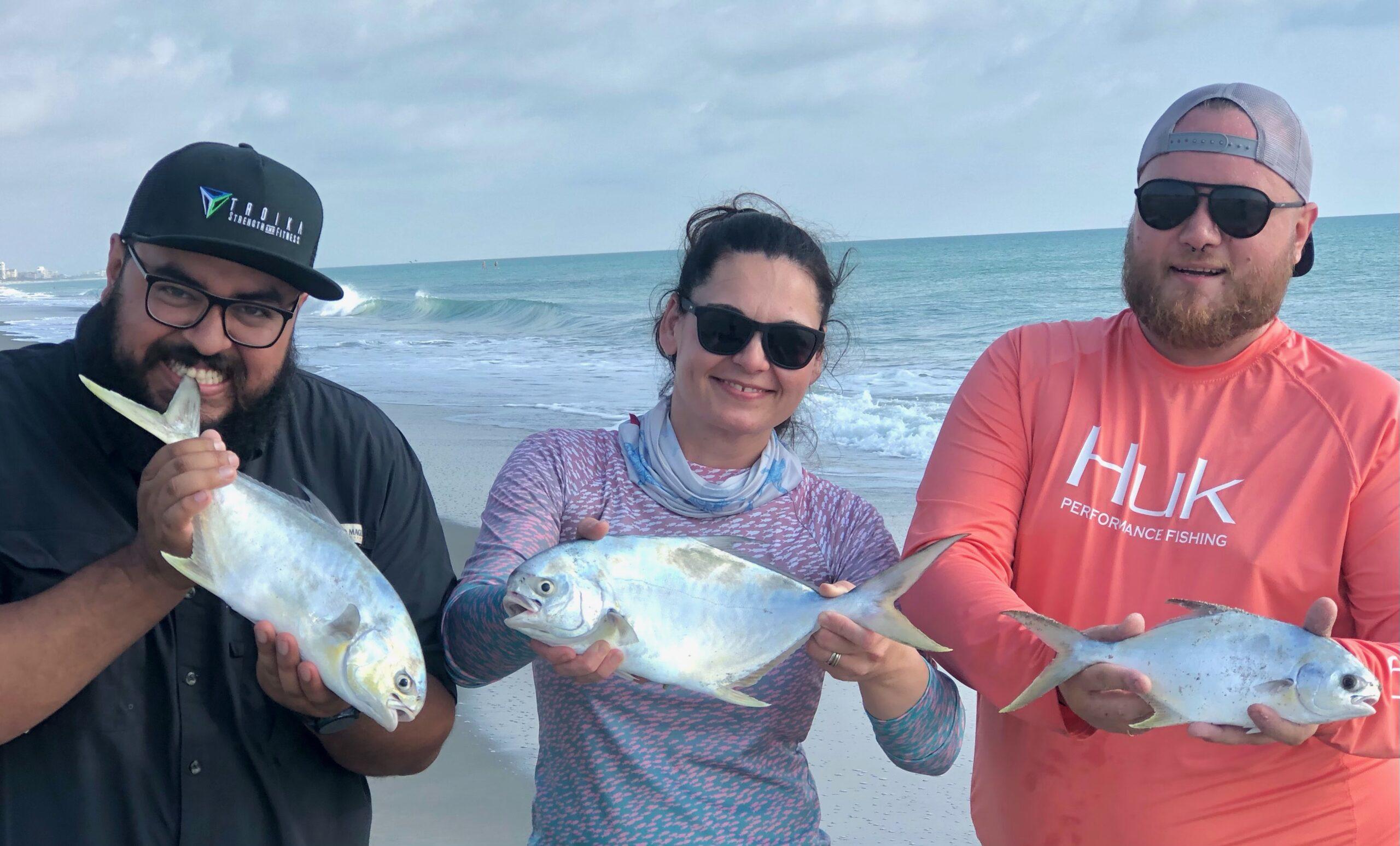 Cocoa Beach to Vero Beach Surf Fishing Report