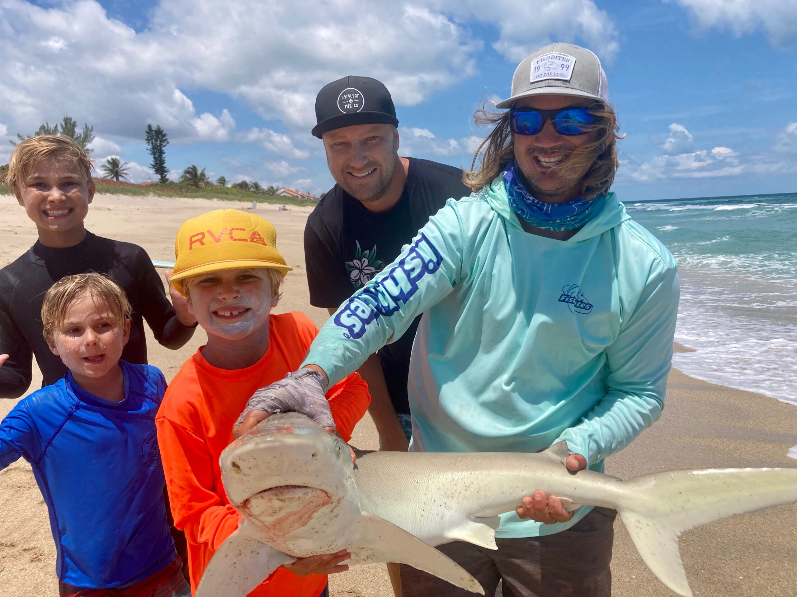 Space Coast Surf Fishing Report   Cocoa Beach to Sebastian Inlet