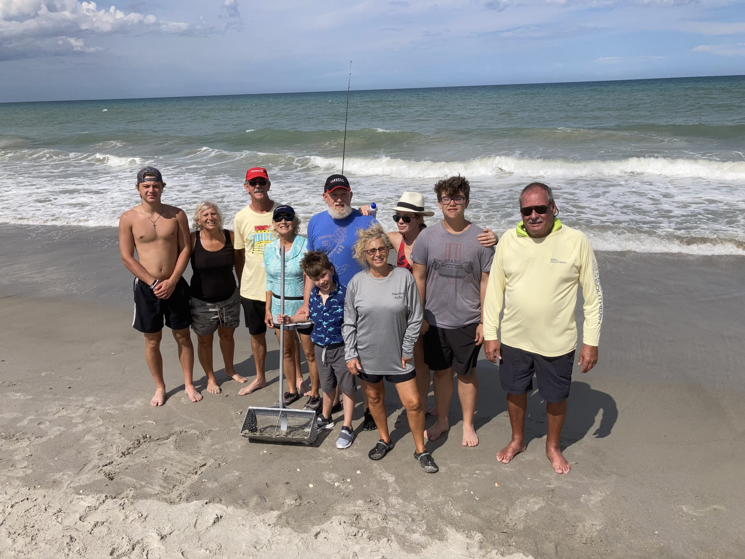 Space Coast Surf Fishing Report