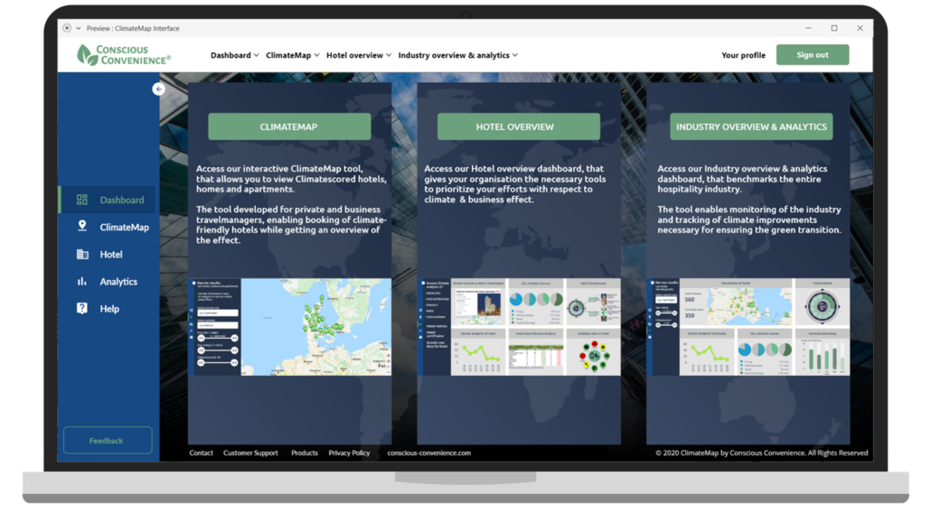 klimascore.com - klimaplatform - klimascore