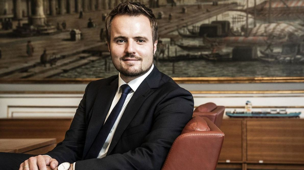 Simon Kollerup erhvervsminister