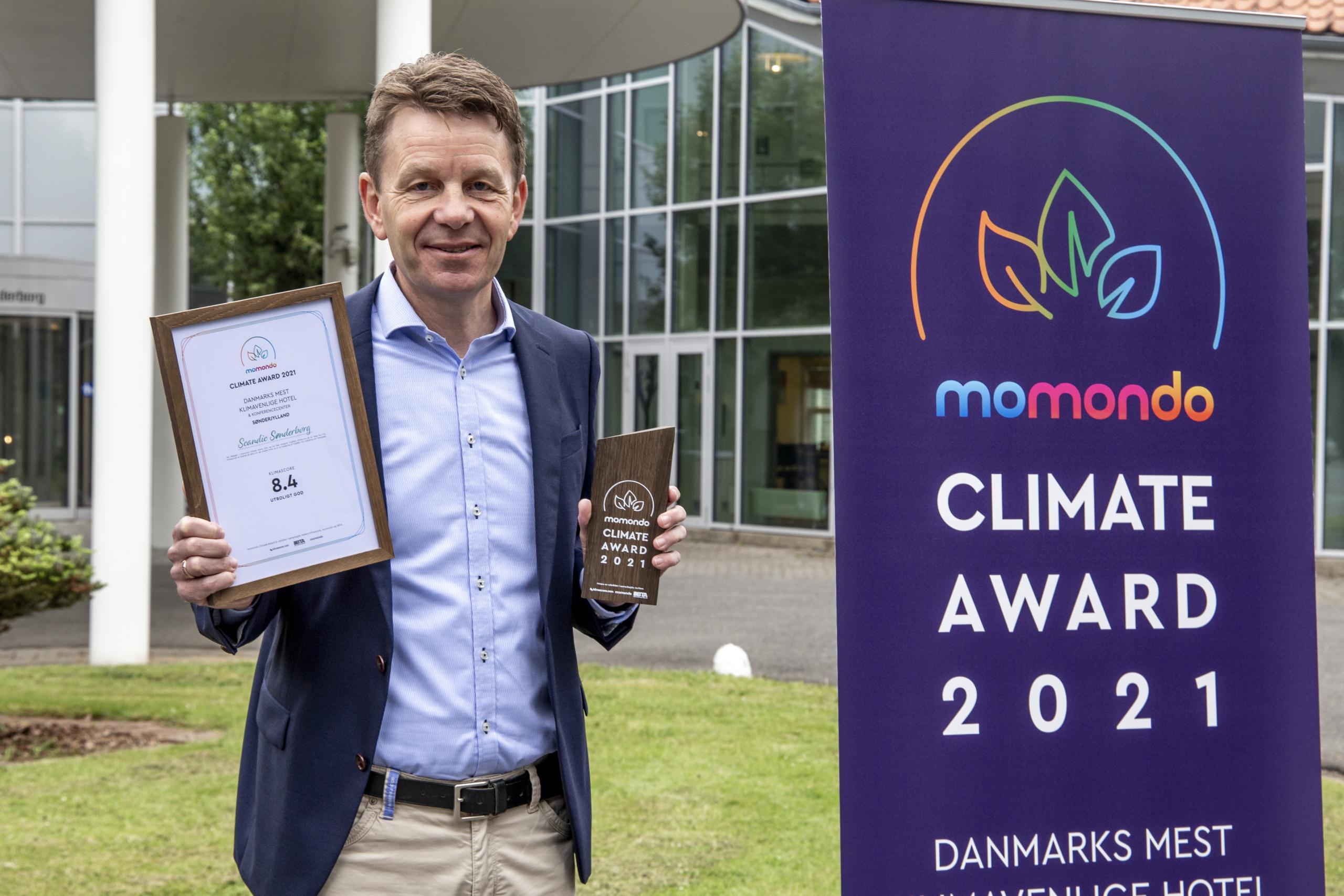 Scandic Soenderborg - vindere