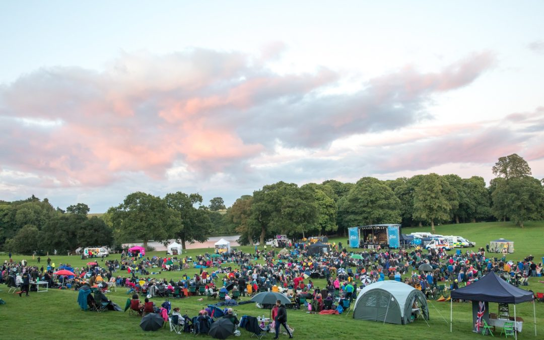 Proms & Prosecco in the Park Returns for 2018