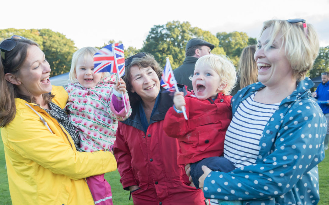 What Did Children Think of Proms & Prosecco in the Park?