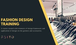 Fashion design course by industry experts